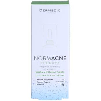 Dermedic Normacne Therapy lokalna nega proti aknam 3
