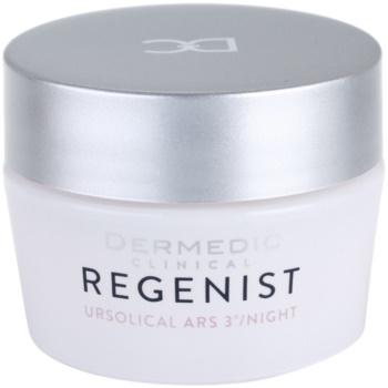 Fotografie Dermedic Regenist ARS 3° Ursolical stimulující a regenerační noční krém 50 g
