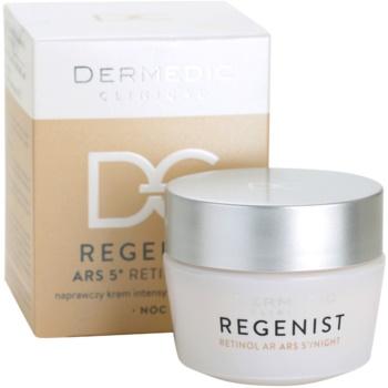 Dermedic Regenist ARS 5° Retinol AR creme de noite intensivo renovador 2