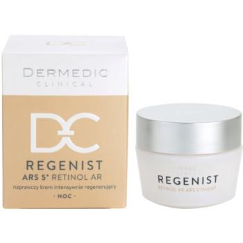 Dermedic Regenist ARS 5° Retinol AR creme de noite intensivo renovador 3