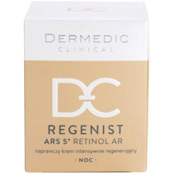 Dermedic Regenist ARS 5° Retinol AR creme de noite intensivo renovador 4