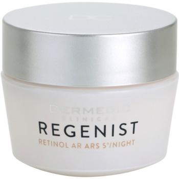 Fotografie Dermedic Regenist ARS 5° Retinol AR intenzivní obnovující noční krém 50 g