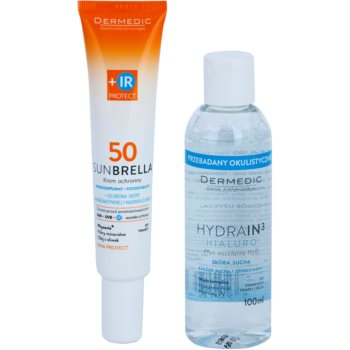 Dermedic Sunbrella козметичен пакет  V.