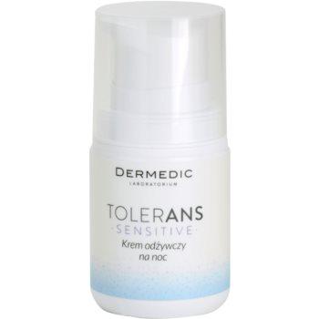 Fotografie Dermedic Tolerans výživný noční krém 55 g