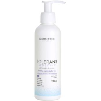 Dermedic Tolerans gel na mytí obličeje a těla 200 ml