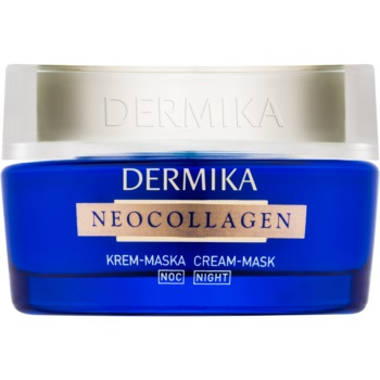 Dermika Neocollagen Crema-masca de noapte pentru regenerarea pielii si diminuarea ridurilor  50 ml