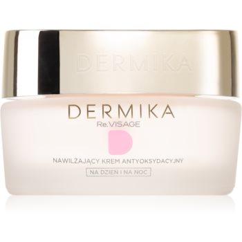 Dermika Re.Visage crema de fata antioxidanta cu efect de hidratare