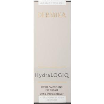 Dermika HydraLOGIQ glättende Augencreme 30+ 3