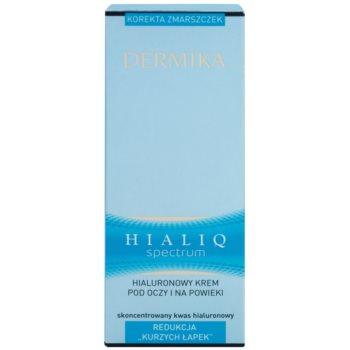Dermika Hialiq Spectrum Augencreme gegen Falten mit Hyaluronsäure 3