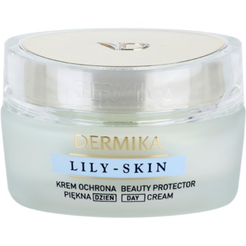 Dermika Lily Skin crema hidratanta pentru infrumusetare SPF 20