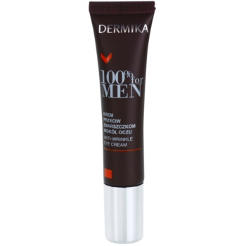 Dermika 100% for Men Anti-Falten Augencreme 15 ml