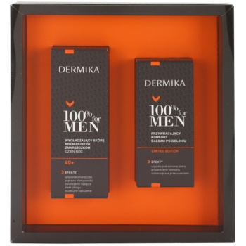 Dermika 100% for Men set cosmetice I.