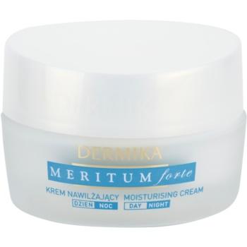 Fotografie Dermika Meritum Forte hydratační krém pro normální a suchou pleť 50 ml