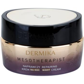 Dermika Mesotherapist creme de noite renovador para pele madura