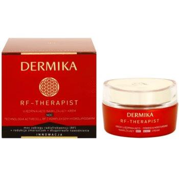 Dermika RF - Therapist стягащ нощен крем с хидратиращ ефект 2