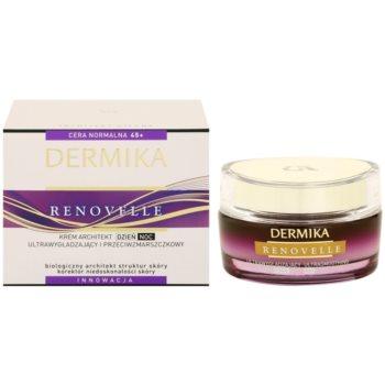 Dermika Renovelle 45+ creme restaurador intensivo com efeito antirrugas 2