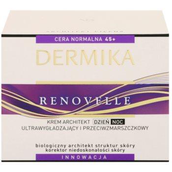 Dermika Renovelle 45+ creme restaurador intensivo com efeito antirrugas 3