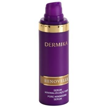 Dermika Renovelle 45+ ser pentru ten  pentru netezirea pielii si inchiderea porilor 1