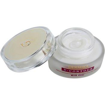 Dermika V-Contour crema de noapte regeneratoare cu efect antirid 1