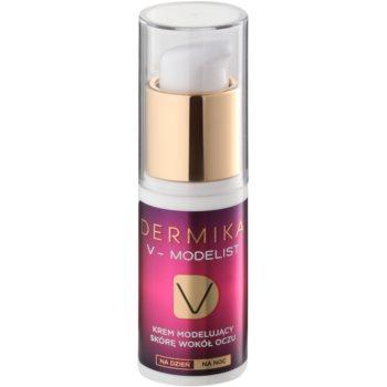 Dermika V-Modelist crema modelatoare zona ochilor