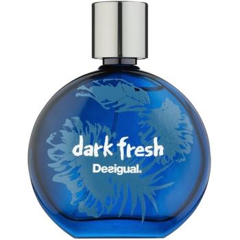 Desigual Dark Fresh eau de toilette pentru barbati 100 ml