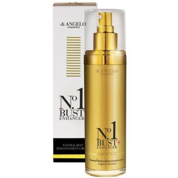 Di Angelo Cosmetics No1 Bust Creme zur Brustvergrößerung 120 ml