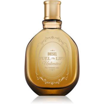 Fotografie Diesel Fuel for Life Unlimited parfémovaná voda pro ženy 50 ml