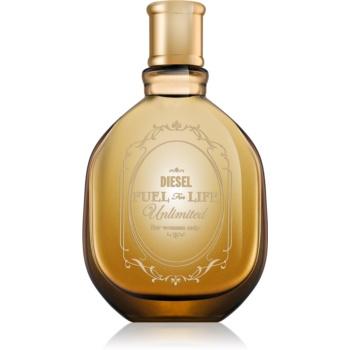 Diesel Fuel for Life Unlimited eau de parfum pentru femei 50 ml