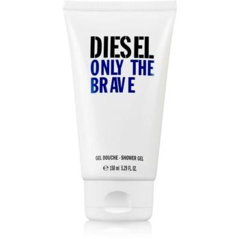 Diesel Only The Brave Shower Gel gel de dus pentru barbati 150 ml