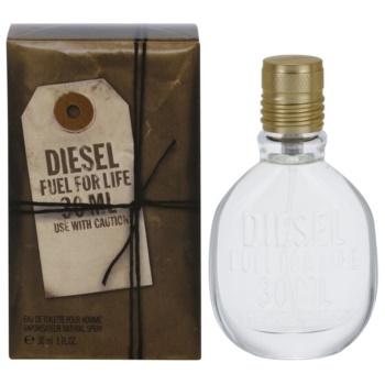 Diesel Fuel for Life Homme Eau de Toilette pentru barbati 30 ml