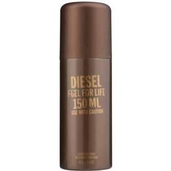 Diesel Fuel for Life Homme dezodorant w sprayu dla mężczyzn