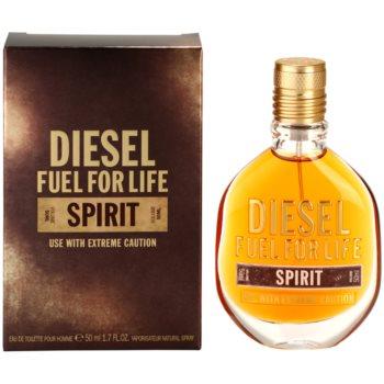 Diesel Fuel for Life Spirit toaletní voda pro muže 50 ml