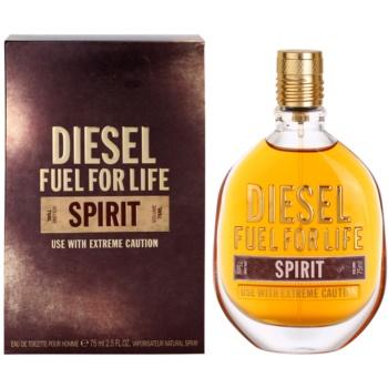 Diesel Fuel for Life Spirit eau de toilette pentru barbati 75 ml