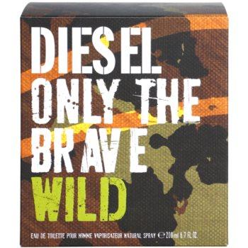Diesel Only The Brave Wild Eau de Toilette für Herren 4