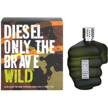 Diesel Only The Brave Wild Eau de Toilette für Herren