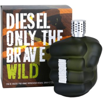 Diesel Only The Brave Wild Eau de Toilette für Herren 1
