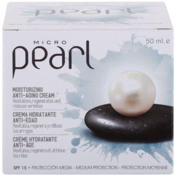 Diet Esthetic Micro Pearl денний крем проти зморшок з екстрактом перлин 4