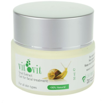 Diet Esthetic Vit Vit гел за лице с екстракт от охлюви