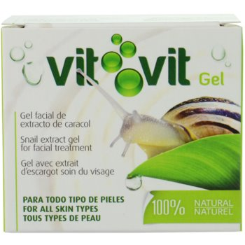 Diet Esthetic Vit Vit гел за лице с екстракт от охлюви 1