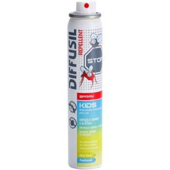 Diffusil Repellent Kids pršilo za odganjanje klopov in komarjev 1