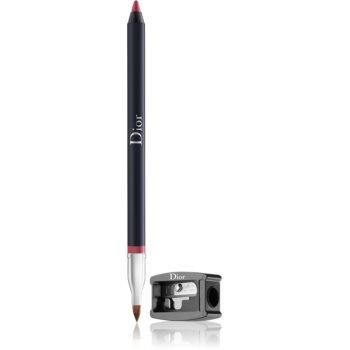 Dior Dior Contour tužka na rty s ořezávátkem odstín 463 Bois De Rose 1,2 g
