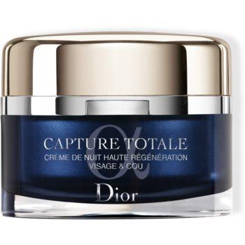 Dior Capture Totale Intensive Restorative Night Creme Crema de noapte intensiva pentru revitalizarea pielii imagine