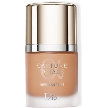 Dior Capture Totale Triple Correcting Serum Foundation stralucire si machiaj de intinerire pentru un aspect natural SPF 25