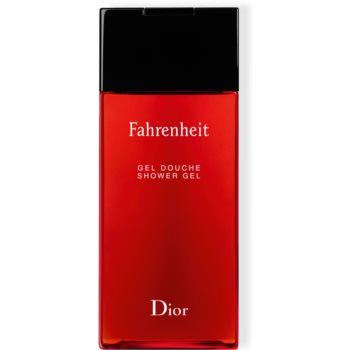 Dior Fahrenheit gel de duș pentru bărbați poza noua