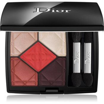 Dior 5 Couleurs Paleta ochi umbre cu 5 nuante culoare 767 Inflame 7 g