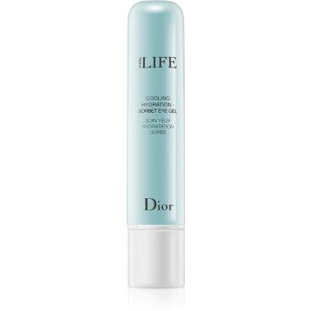 Dior Hydra Life Cooling Hydration gel de ochi hidratant