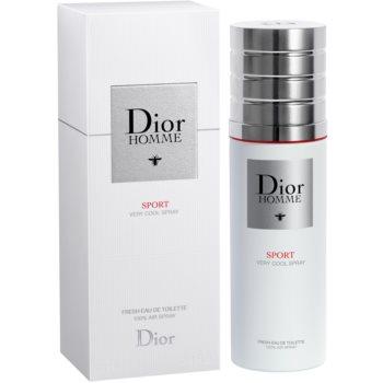 Dior Homme Sport eau de toilette Spray pentru barbati 100 ml