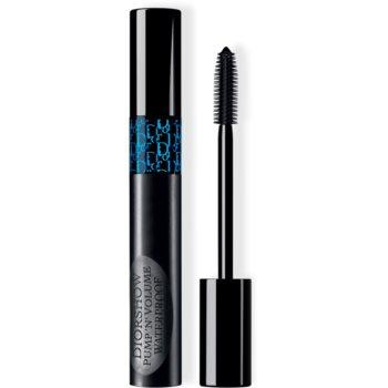 Dior Diorshow PumpnVolume Waterproof Mascara pentru volum si separare rezistent la apa