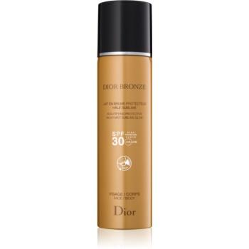 Dior Dior Bronze opalovací mlha ve spreji na tělo a obličej SPF 30 125 ml