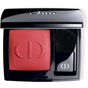 Dior Rouge Blush Blush compact cu oglinda poza